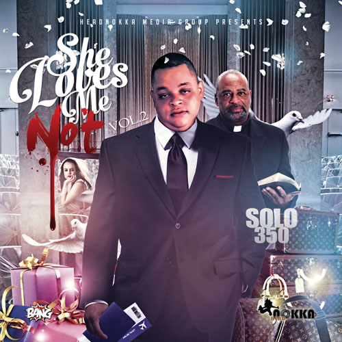 Solo350 - She Loves Me, She Loves Me Not (Vol. 2)